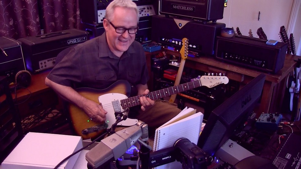 Tim Pierce Session Guitar Lesson Website